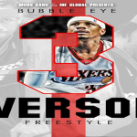 BubbleEye Remixes Post Malone's 'White Iverson' (Freestyle)
