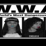 Sasha Go Hard, Katie Got Bands, Chella H and Lucci Vee Form New Group 'W.W.A.;' Announce 'Straight Outta Chicago' EP