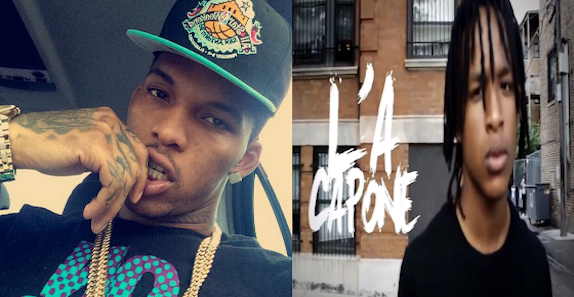 600breezy Raps La Capone S Separate Myself Welcome To