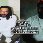Gangster Disciple Founder Larry Hoover and Black P. Stone Founder Jeff Fort Eat Lunch Together In Prison