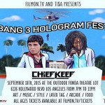 Chief Keef To Host 'Bang 3 Hologram Fest' In Los Angeles On Friday, Sept. 18