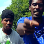 Trigga Black of Chief Keef's Glo Gang and GV Drop 'Why You Mad' Music Video