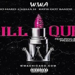 Chella H, Sasha Go Hard, Katie Got Bandz and Lucci Vee (W.W.A.) Drop 'Drill Queen'