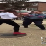 D.C. Cop and Girl Have Dance-Off To Dlow's 'Bet You Can't Do It Like Me'