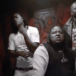 Lil Chris, Bllak and Birdy Montana T Up In 'Act A Fool' Music Video