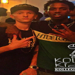 Famous Dex Links Up With Slim Jesus At A3C