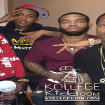 Lil Herb In The Studio With Lil Durk, Skippa Da Flippa and Chopsquad DJ