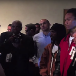 Lil Chief Dinero, JP Armani, Pistol and Bandz (GMEBE) Meet With Minister Louis Farrakhan