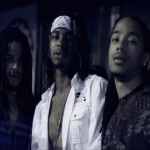Mikey Dollaz and Gang 'Hit Em Up' Like Tupac In Music Video
