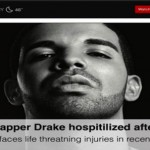 Drake Victim of Death Hoax