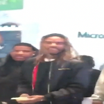 Fetty Wap Makes It Rain In New Jersey Mall