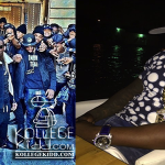 Bobby Shmurda's GS9 Tried To Catch 50 Cent Lacking At Club Lust