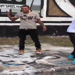 Lil Herb and Lil Bibby Film 'Don't Worry' Music Video In Miami
