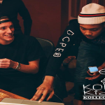 Lil Herb In The Studio Cooking Up Heat With Famed Producer Harry Fraud