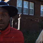 Yung Trell Spits Freestyle In South Side Chicago