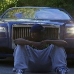 50 Cent Drives Rolls Royce To Baisley Projects in Queens, NY on Christmas Eve