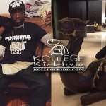 Bobby Shmurda's GS9 Affiliate, P Gutta, Asks NYPD Why They Escorted 50 Cent Out Of Club Lust