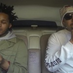Fredo Santana Passes Blunt To His Uber Driver