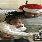 King Louie Celebrates Christmas In The Hospital With Children