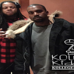 Kanye West Reacts To King Louie Getting Shot