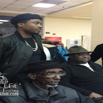 Meek Mill and Michael Blackson Roast Each Other At Philly Charity Event