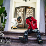 Chief Keef and Detroit Rapper Rocaine Hit The Blade Icewood