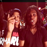 JP Armani- 'Wit The Gang (Part 2)' Music Video Featuring Murda, Allo and Lil Chief Dinero