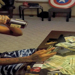 600Breezy Shows Off Online Bank Account