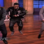 Dlow To Make Second Appearance On The Steve Harvey Show!