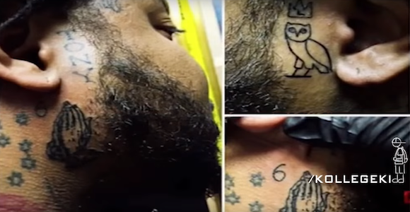 King Louie Clarifies Comments About Drake S Ovo Owl Tattoo