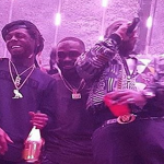 Birdman Reunites With Lil Wayne At Miami Club LIV; Sneak Disses Rick Ross