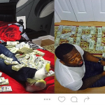 'Bankrupt' 50 Cent In Trouble For Flashing Cash On Instagram
