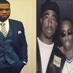 50 Cent Reacts To Diddy Allegedly Having Tupac Murdered