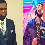 50 Cent Reacts To The Game and Lloyd Banks' Photo; Bompton Rapper Responds