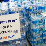 S.Dot's '485' Donates 800 Cases Of Water To Flint, MI