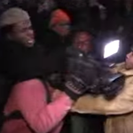 Joey Badass Gets Into Fight With Cameraman While Leaving Kanye West's 'Yeezy Season 3' Event