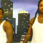 Swagg Dinero (JoJo World) Takes Photo In Prison