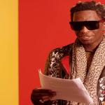 Young Thug Reads Lyrics To Hit Song 'Best Friend'