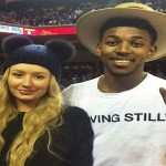 ‪‎Nick 'Swaggy P' Young‬ Admits To Cheating On ‪‎Iggy Azalea‬ After Being Secretly Recorded By D'Angelo Russell
