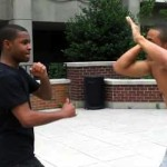Lil Herb aka G Herbo Slap Boxing In The Hood