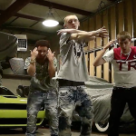 Slim Jesus- 'Traffic' Music Video Featuring Ca$h and Links