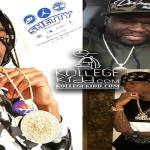 50 Cent and Soulja Boy Showed Love To Starboy (SODMG) Before Murder