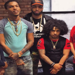 600Breezy Links Up With Murder Inc. Founder Chris Gotti