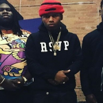 Young Chop Hits The Studio With Lud Foe