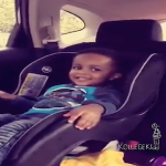 Chief Keef's Son Stunting Like His Daddy, Ts Up To 'Faneto'