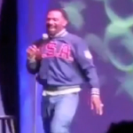 Mike Epps Clowns Katt Williams During Show