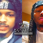 Montana of 300 Reacts To August Alsina Jacking His Look