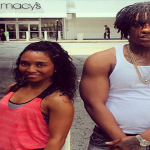 Rico Recklezz Coolin with Chilli From TLC In Atlanta
