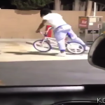 Chief Keef Filmed Riding His Bike In Los Angeles