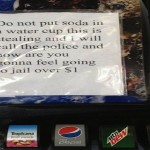 Teen Charged With Felony Robbery For Putting Soda In Water Cup At McDonald's